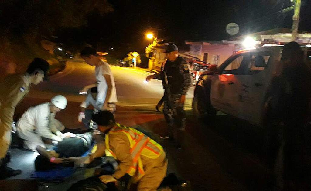 accidente CA-4 de Copán.