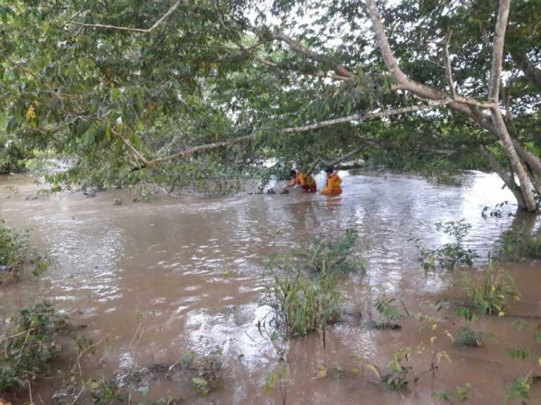 Recuperan cadáver de joven que se lanzó al río en Juticalpa