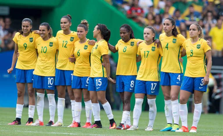 Cinco jugadoras dejan la selección brasileña en protesta por cese de técnica