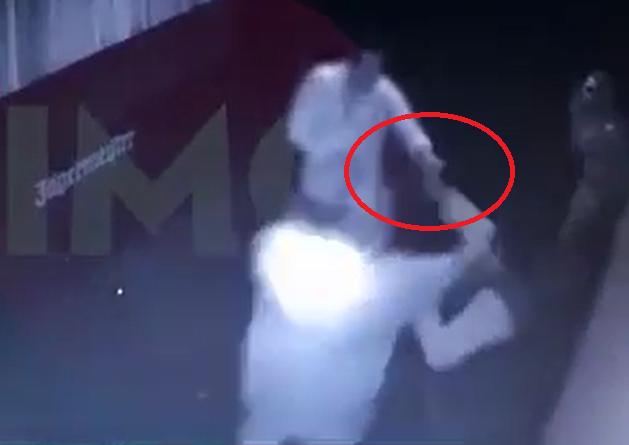 VÍDEO: hombre es asesinado en bar cuando intentaba proteger a mujer