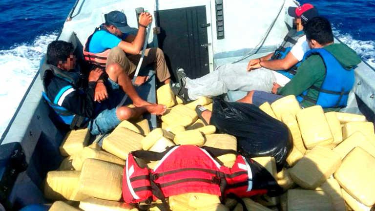 Costa Rica: cae hondureño con 400 kilos de cocaína