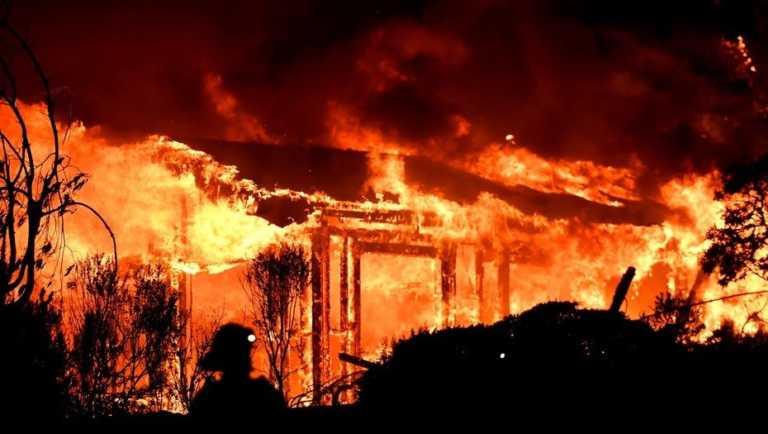 Investigan si hay hondureños entre víctimas del incendio en California