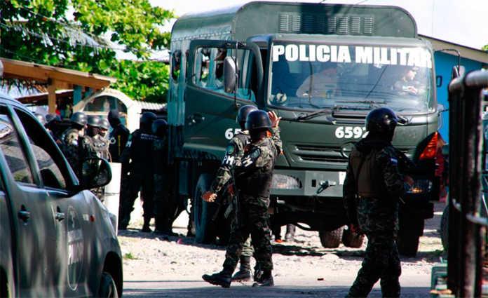 El renovado Centro Penal de El Porvenir en el departamento de Francisco Morazán, recibirá centenares de reclusos de Támara y San Pedro Sula.