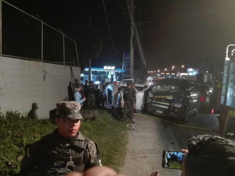 Aumenta a tres mujeres muertas por accidente en Chamelecón
