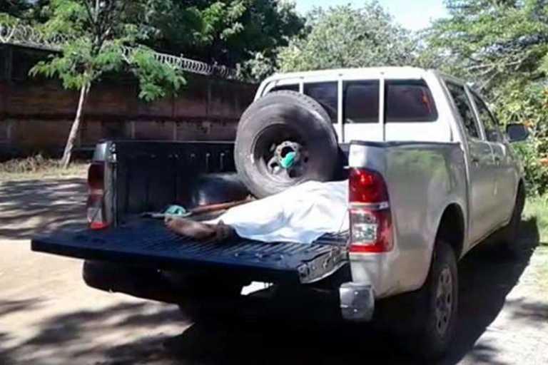 Pareja se envenena para no ir a la cárcel en El Salvador