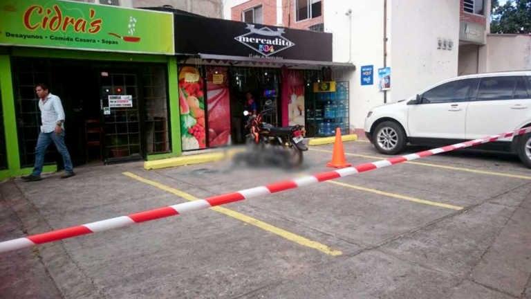 Tegucigalpa: Matan supuesto ladrón que asaltaba con pistola de juguete