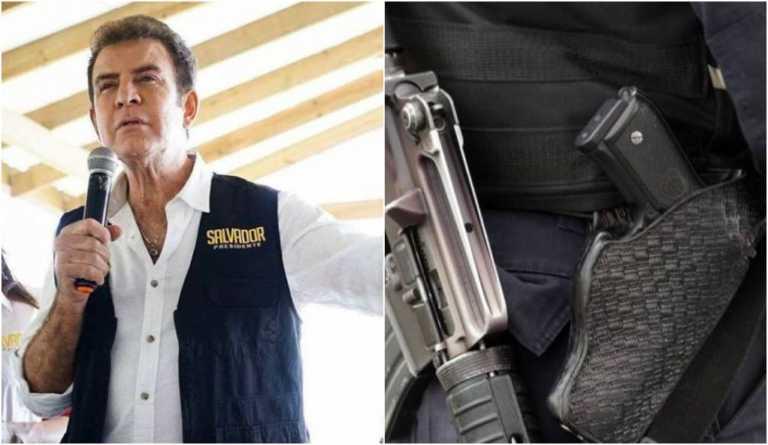 Nasralla: El desarme debería ser general e involucrar a policías y militares