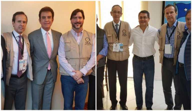 OEA: candidatos presidenciales se comprometieron a respetar resultados