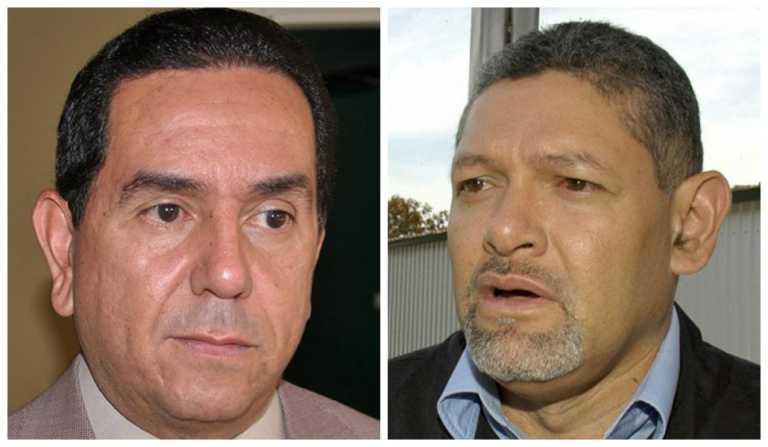 """""""Toño"""" Rivera le sugiere a Ramiro Lobo """"quedarse calladito"""""""