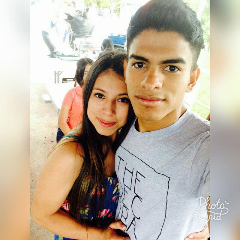 novia de apuñalado en Tegucigalpa