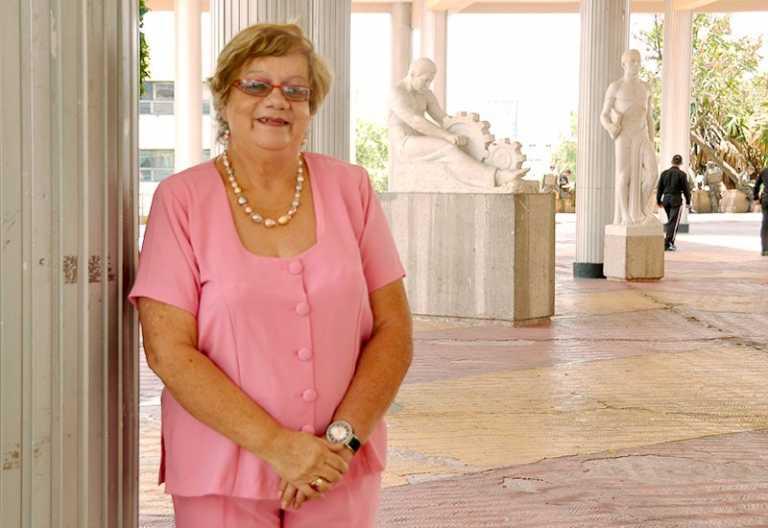 """Doris Gutiérrez: """"Me encanta que me digan 'La Bailarina'»"""