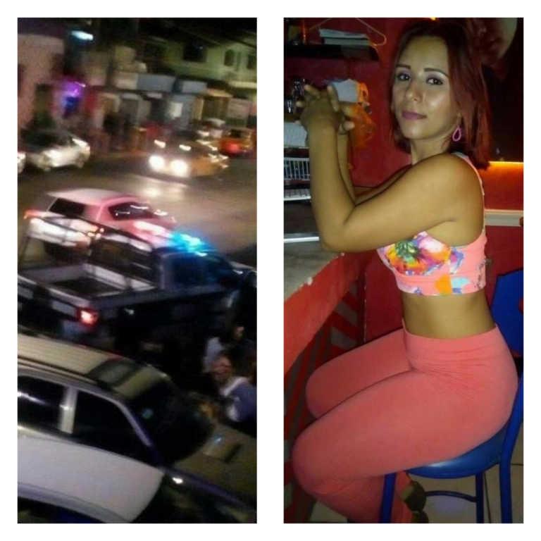 Asesinan a joven hondureña afuera de un bar en Oaxaca, México