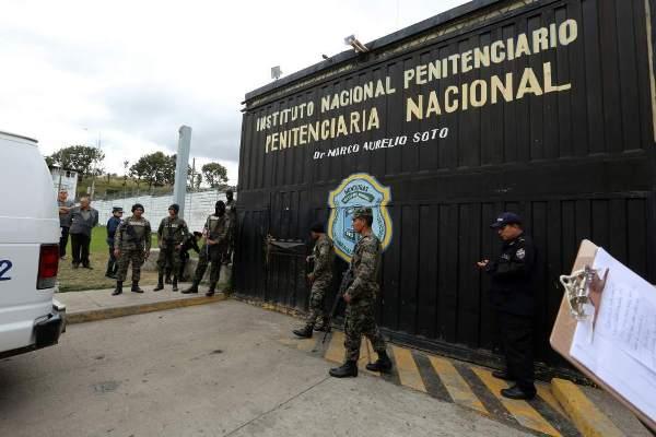 Se registra un nuevo amotinamiento en el centro penal de Támara