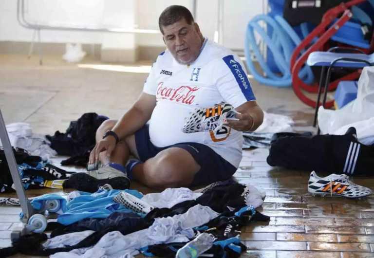 Falleció Jaime Varela, jefe de utileros de la seleccion de Honduras