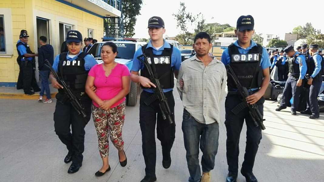 Capturan pandillero salvadoreño