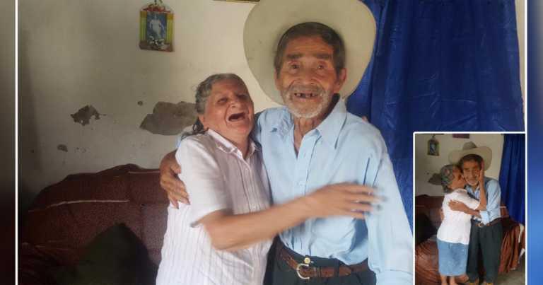 «Lo adoro como desde el primer día»: Matrimonio de 60 años en Copán