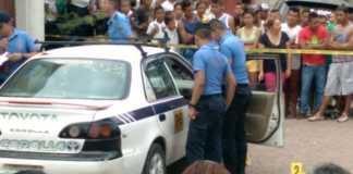 Asesinan taxista en Danlí