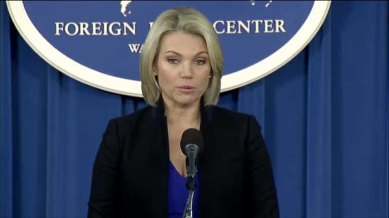 """Departamento de Estado de EE.UU insta a hondureños a tener """"calma y paciencia"""""""