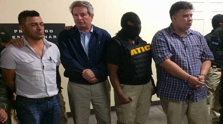 Dictan prisión preventiva a implicados en desfalco del CAH