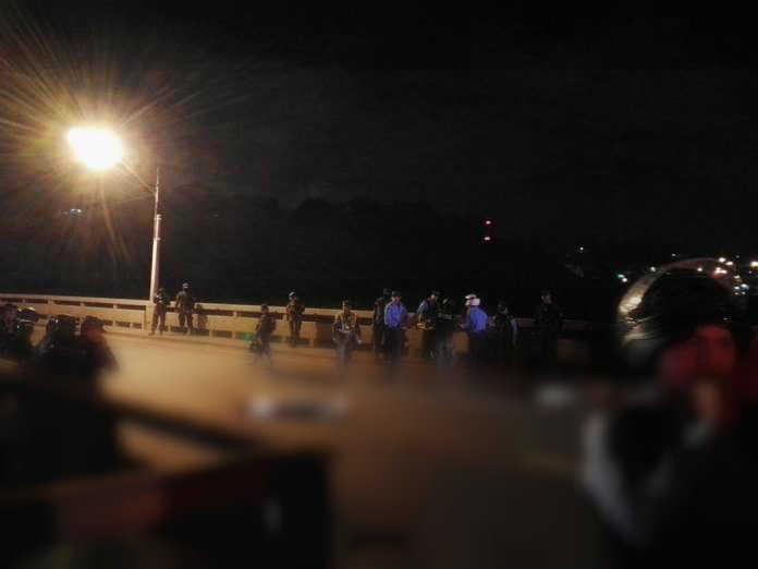 pandilleros en Tegucigalpa