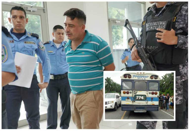 Sujeto capturado por triple crimen en Tela tenía nueve años prófugo