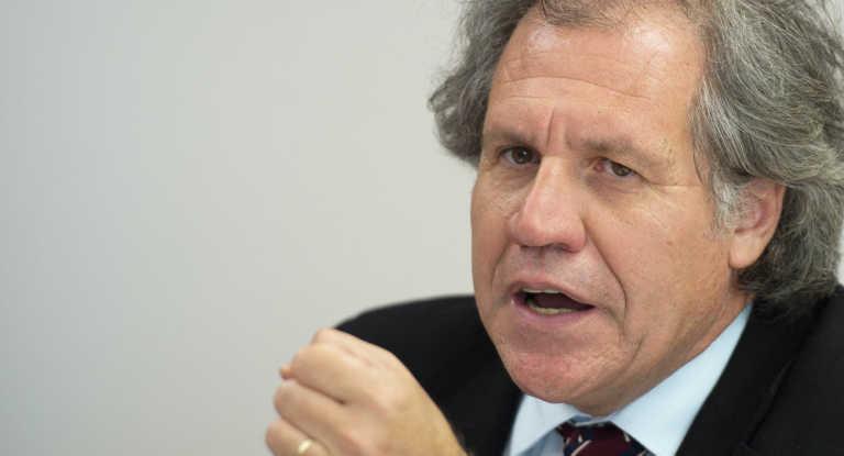Honduras rechaza petición de la OEA y acusa a Almagro de estimular la violencia