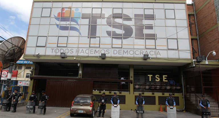 TSE establece hasta el martes el plazo para impugnar las elecciones