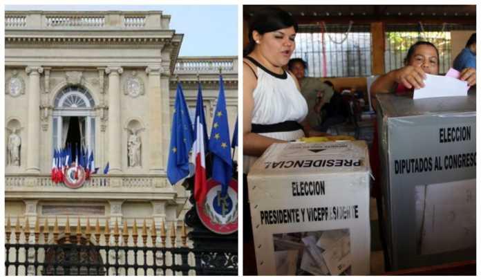 Francia insta a Honduras