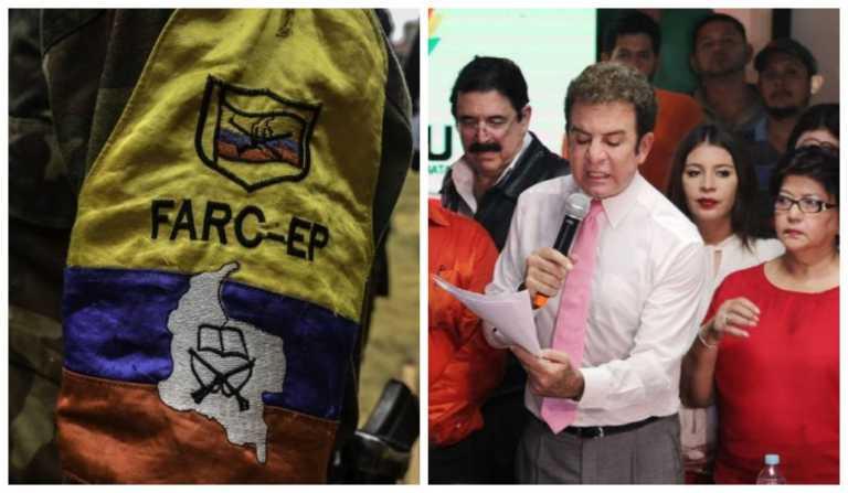 """FARC secunda tesis de """"fraude electoral"""" de la Alianza de Oposición"""