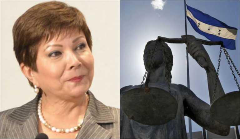 Designan jueza natural para el caso de diputados acusados por la MACCIH