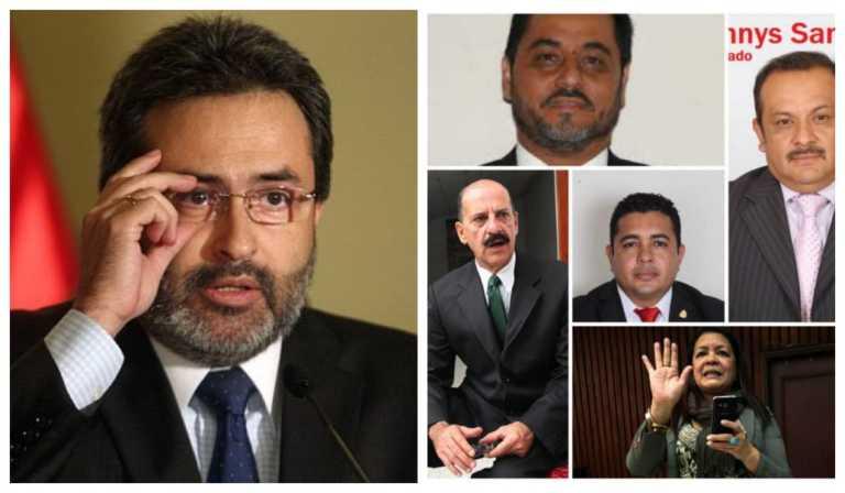 MACCIH sigue esperando resolución de la juez contra red de diputados