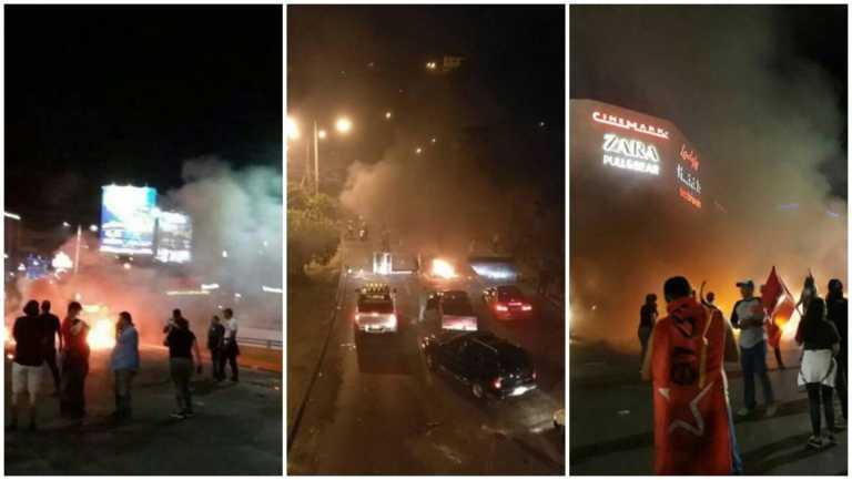 Se reportan primeras protestas en contra declaratoria del TSE