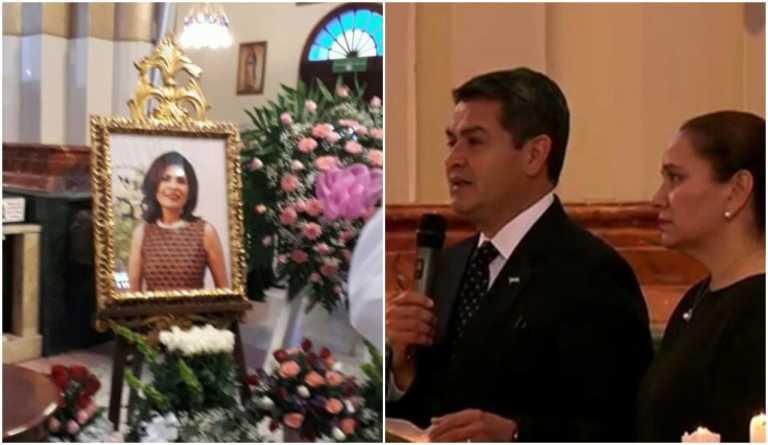 Juan Hernández se despide de su hermana con emotivo mensaje