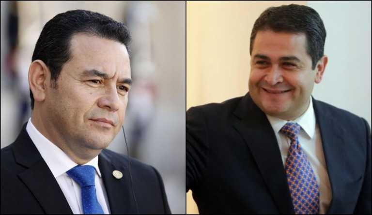 Gobierno de Guatemala felicita a presidente Hernández por su triunfo