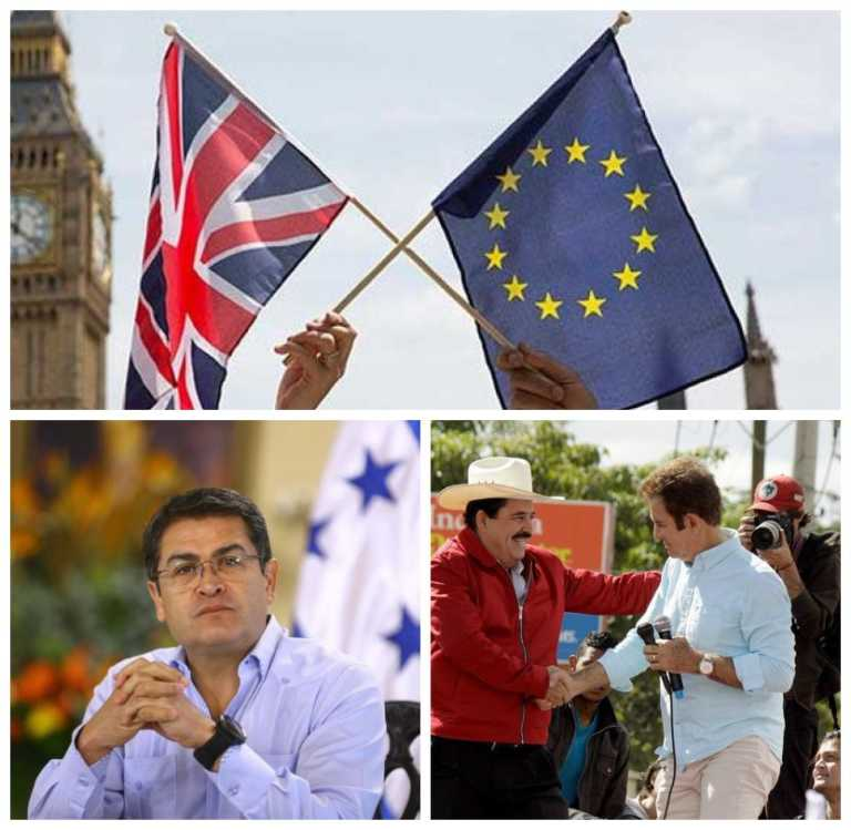 "Reino Unido pide ""entendimiento común"" a políticos hondureños"