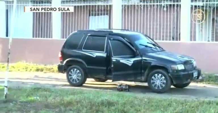 Esposo mata a su mujer con un destornillador en San Pedro Sula