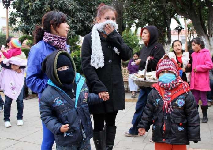 enfermedades respiratorias en Honduras
