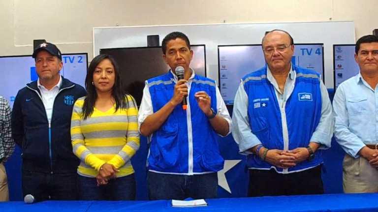 """Partido Nacional: """"Acataremos el resultado, sea cual sea"""""""