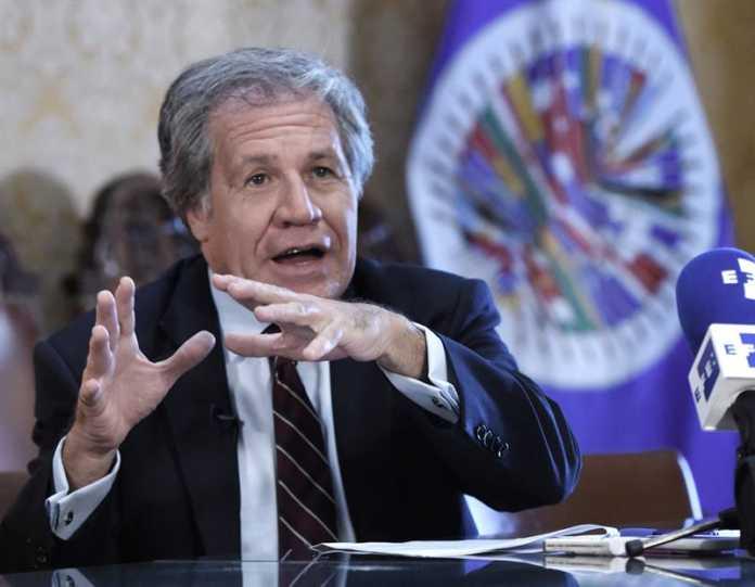 OEA propone nuevas elecciones