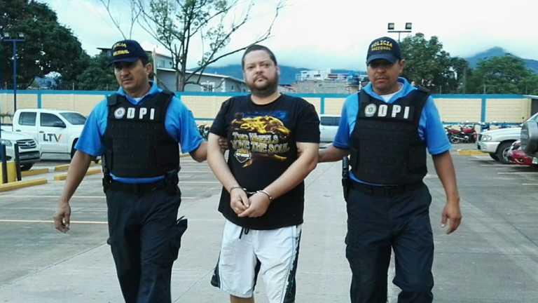 Detienen en Honduras a uno de los más buscados de República Checa