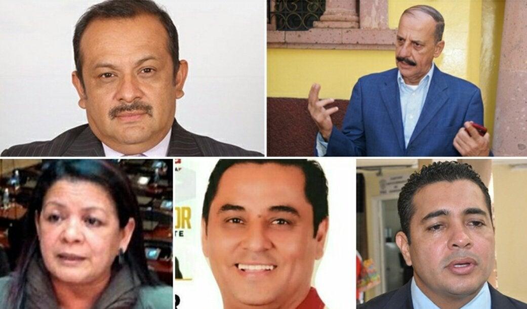 medidas sustitutivas a diputados en Honduras