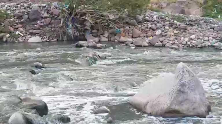 Encuentran el cuerpo sin vida de una persona en el río Choluteca