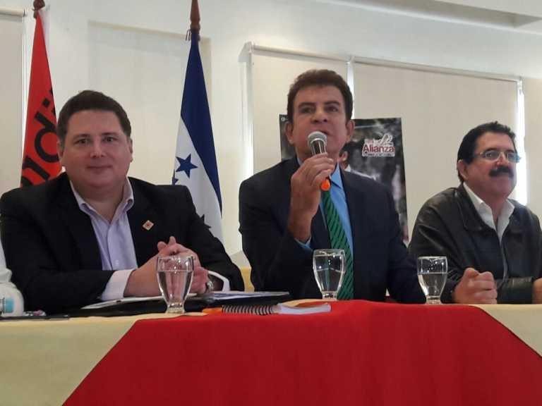 La Alianza de Oposición desconoce al TSE y pide nulidad de las elecciones