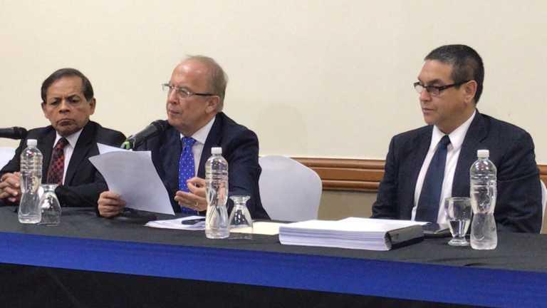 «Dale Vucanovich» rechaza informe de la OEA y dice haber recibido amenazas por eso