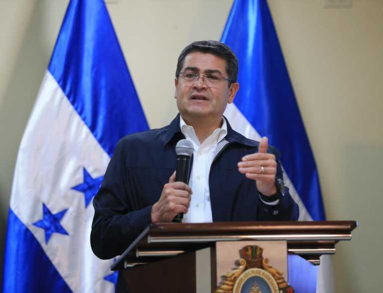 Presidente Hernández nuevamente llama a participar en el diálogo nacional