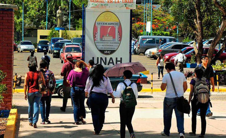 Actividades administrativas en la UNAH se retoman este miércoles