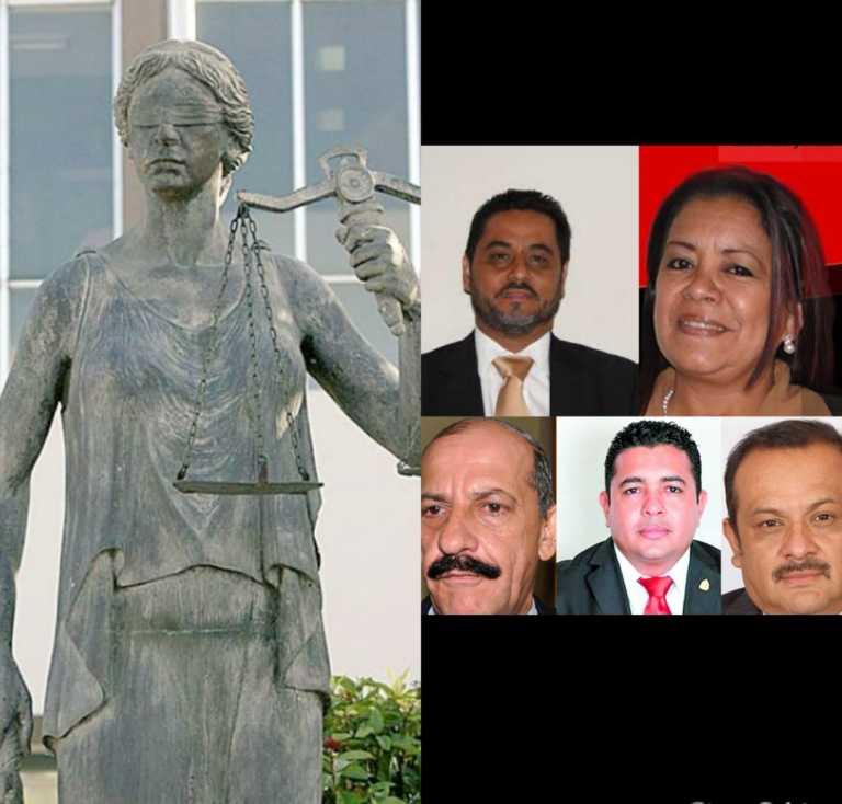 Honduras: El día de los inocentes será la audiencia inicial contra cinco diputados