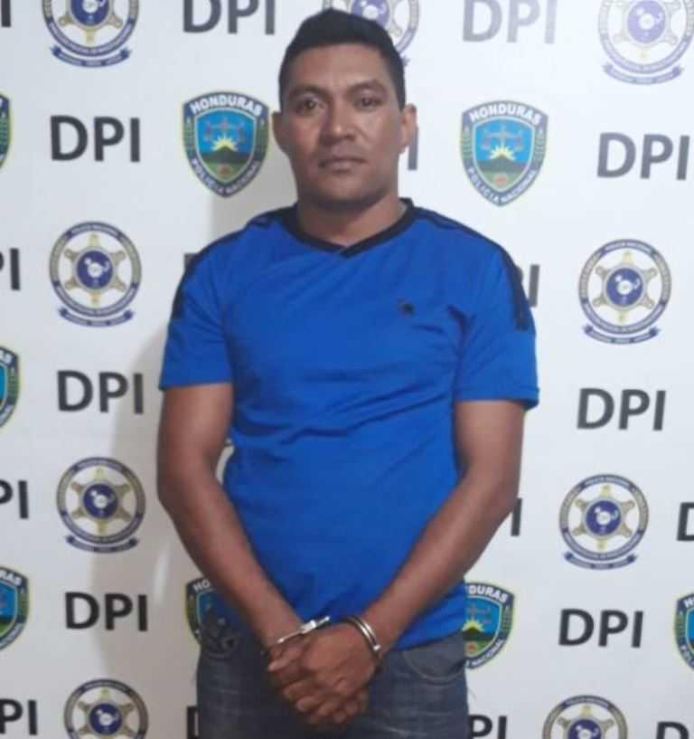 Capturan al quinto hondureño más buscado por la Policía Nacional