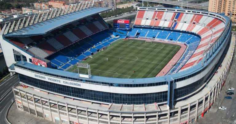 El Vicente Calderón podría ser demolido el próximo verano