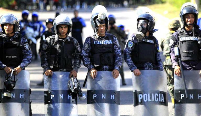 Jefe de Unidad Especial COBRAS niega suspensión de su cargo en SPS